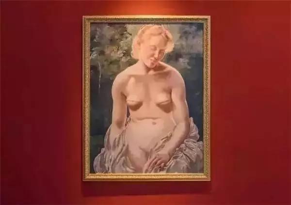 油画家重塑的 52幅世界裸胸名画 触目惊心
