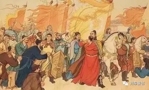 用十句话概括中国历史     天下之事 分合交替 分久必合 合久必分 ………
