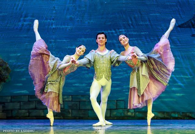 俄罗斯芭蕾国家剧院古典芭蕾舞《天鹅湖》