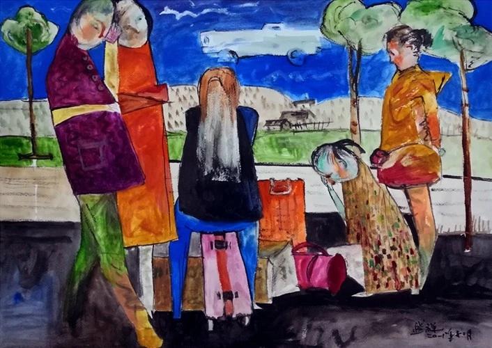 叶盛祥丨绘画是一种表达 水彩•生活万花筒