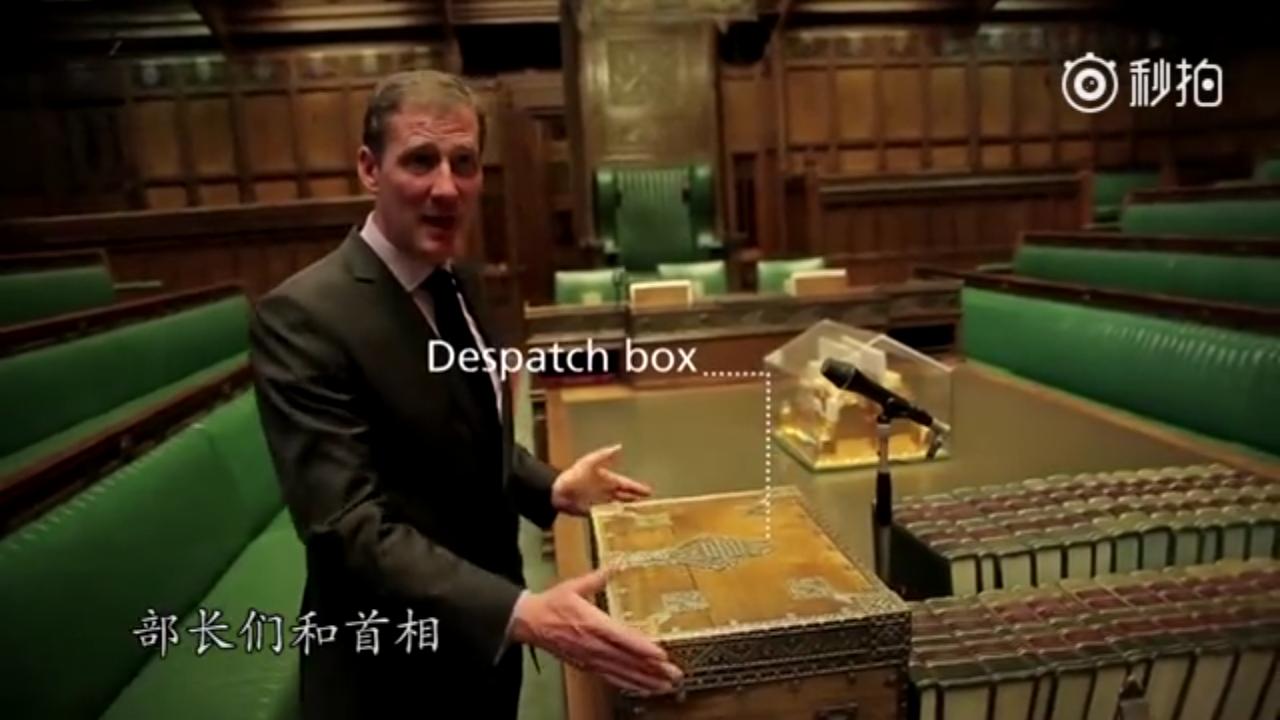 英国的议会制度
