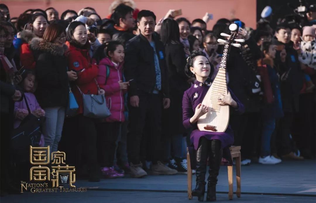 故宫快闪丨国宝8分钟 中华文化传承的力量