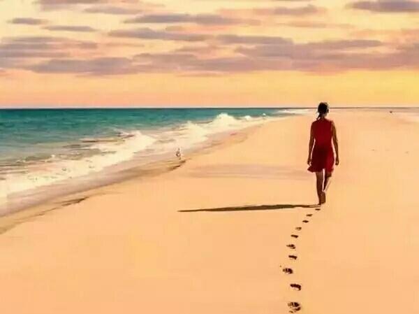 走着走着,就剩下了回忆