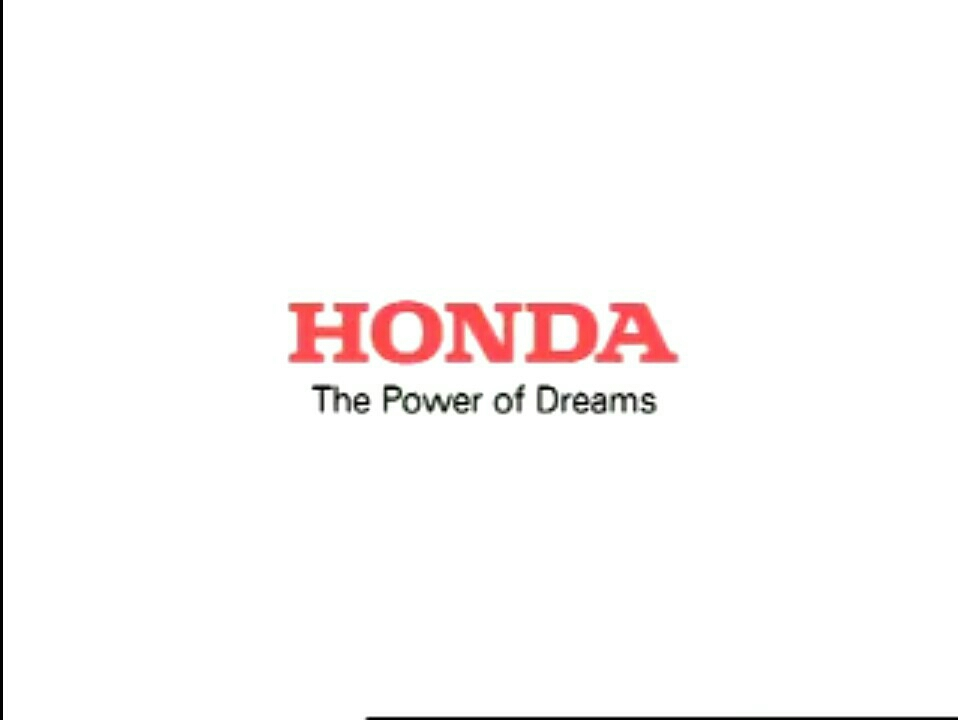 【最佳广告】日本本田汽车广告