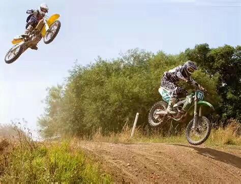越野摩托大赛