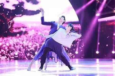 唯美双人舞《恋》