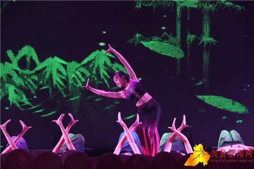 这支舞代表了中国舞坛最高水准,花多少钱也看不到!