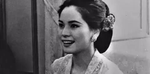 从日本艺妓到印尼第一夫人: 她把一手烂牌,打得风生水起