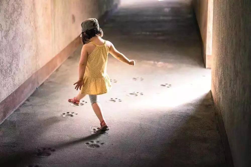 9岁失联女童 生前电话曝光   贫穷的悲哀 你根本 想象 不到