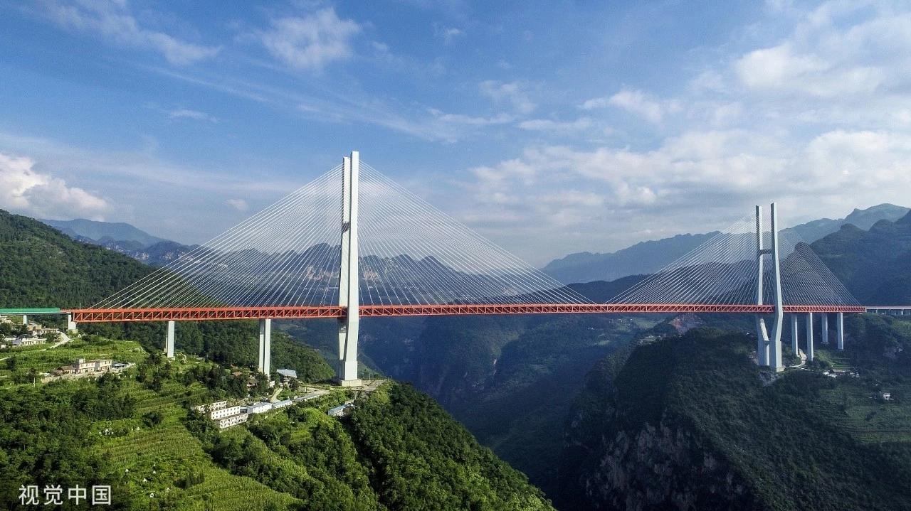 中国 公布一组照片 世界难以置信