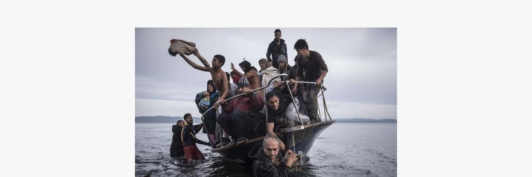 一组国际顶尖摄影获奖作品,最后一张照片让人震撼与揪心
