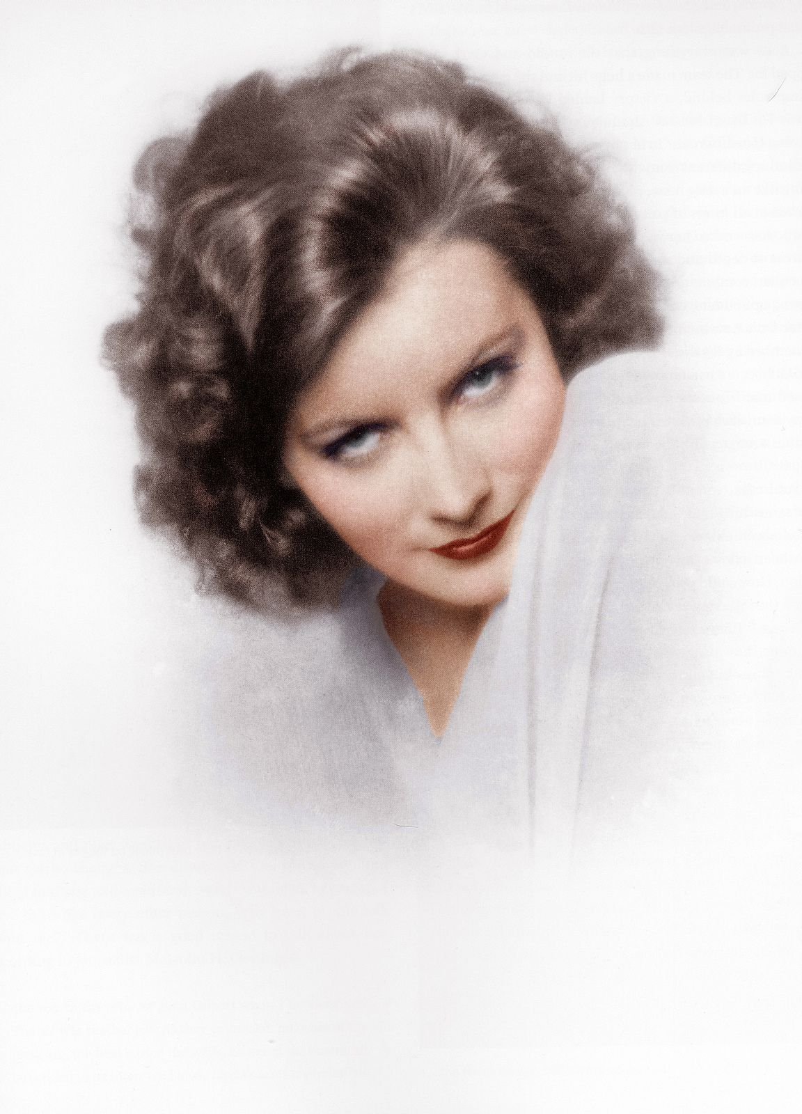 好莱坞女星 这些色色的老照片 保证你从来没有见过