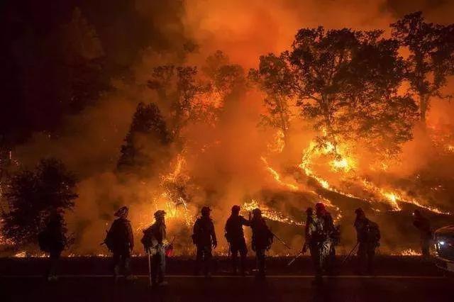 没有澳洲这场大火 我都不知道 中国33年前这么牛逼