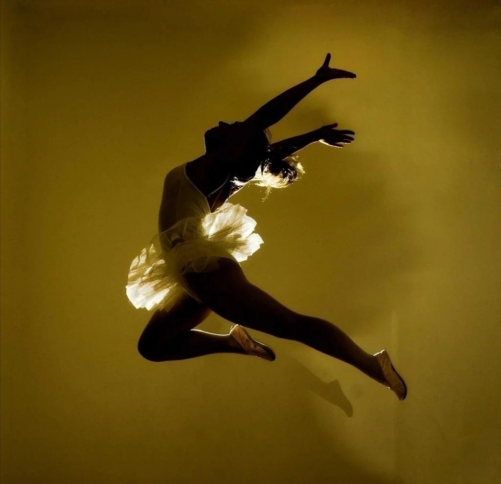 舞蹈与摄影