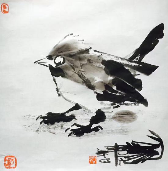 史习平作品集【鸟】
